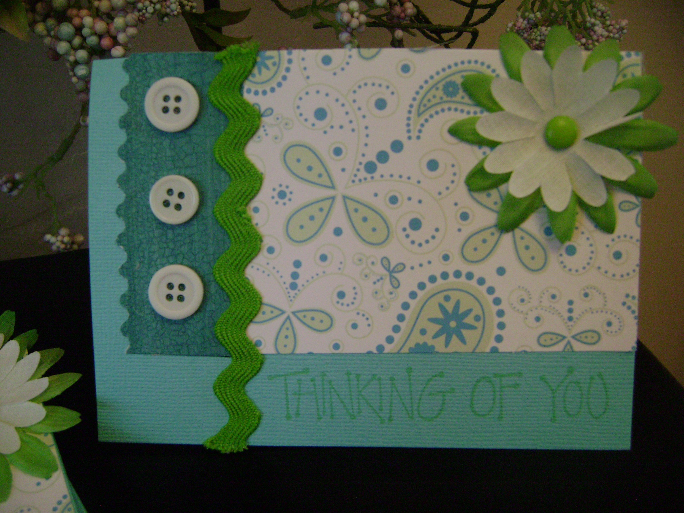 Custom Card Template make a card : How to make a simple greeting card without a computer - Craft